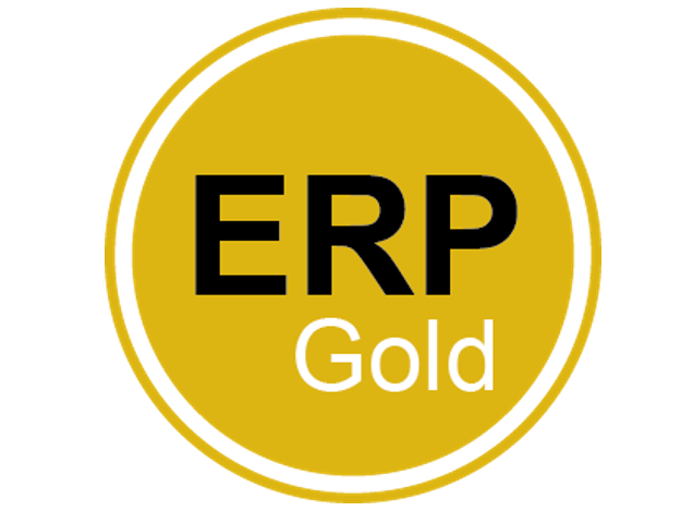 ERP Gold Logo