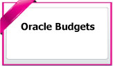 OracleBudgets